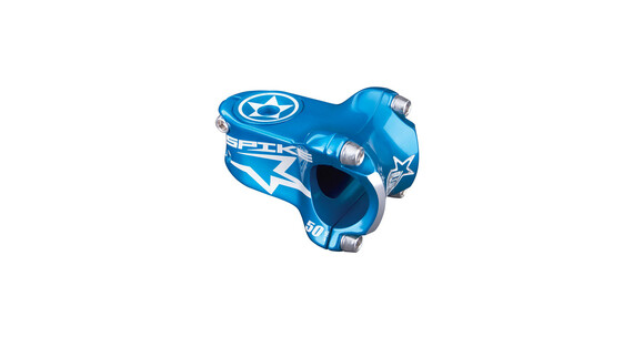 Spank Spike Race - Potence Downhill - Ø31,8mm bleu